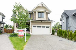 """Photo 2: 4865 223B Street in Langley: Murrayville House for sale in """"Radius"""" : MLS®# R2071140"""
