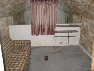 Photo 11: 631 Chalmers Avenue in Winnipeg: East Kildonan Residential for sale (North East Winnipeg)  : MLS®# 1614752