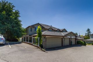 Photo 1: 20 11502 BURNETT Street in Maple Ridge: East Central Townhouse for sale : MLS®# R2094879