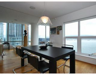Photo 8: 2801 837 West HASTINGS Street in TERMINAL CITY CLUB: Home for sale : MLS®# V810309