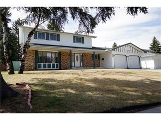 Photo 1: 655 WILDERNESS Drive SE in Calgary: Willow Park House for sale : MLS®# C4110942