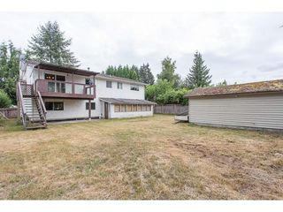 "Photo 19: 7743 SANDPIPER Drive in Mission: Mission BC House for sale in ""West Heights"" : MLS®# R2198601"