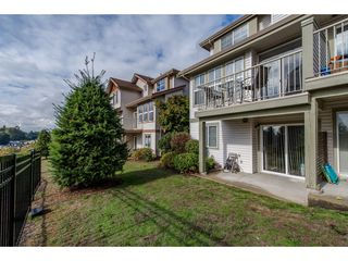 "Photo 26: 58 35287 OLD YALE Road in Abbotsford: Abbotsford East Townhouse for sale in ""The Falls"" : MLS®# R2213567"