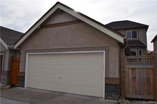 Photo 20: 417 Sage Creek Boulevard in Winnipeg: Sage Creek Residential for sale (2K)  : MLS®# 1727300
