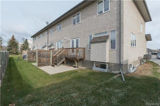 Photo 18: 33 45 Grandmont Boulevard in Winnipeg: Grandmont Park Condominium for sale (1Q)  : MLS®# 1728367