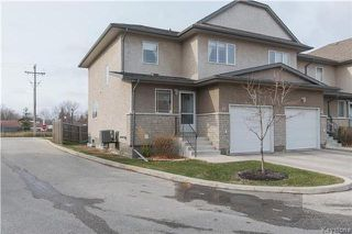 Photo 1: 33 45 Grandmont Boulevard in Winnipeg: Grandmont Park Condominium for sale (1Q)  : MLS®# 1728367
