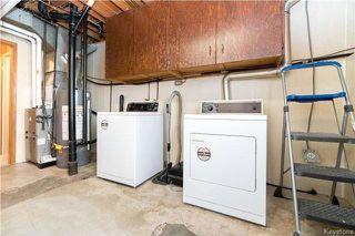 Photo 18: 1265 Aikins Street in Winnipeg: West Kildonan Residential for sale (4D)  : MLS®# 1730068