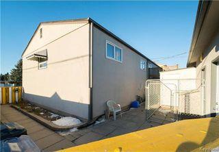 Photo 20: 1265 Aikins Street in Winnipeg: West Kildonan Residential for sale (4D)  : MLS®# 1730068