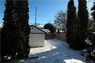 Photo 17: 741 Goulding Street in Winnipeg: Residential for sale (5C)  : MLS®# 1802992