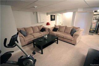 Photo 13: 741 Goulding Street in Winnipeg: Residential for sale (5C)  : MLS®# 1802992