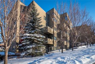 Photo 1: 407 1818 14 Street SW in Calgary: Lower Mount Royal Condo for sale : MLS®# C4163895