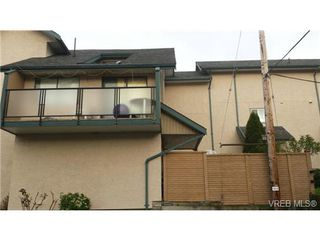 Photo 1: 10 734 Wilson Street in VICTORIA: VW Victoria West Townhouse for sale (Victoria West)  : MLS®# 348615
