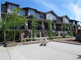 "Photo 1: 117 13958 108 Avenue in Surrey: Whalley Townhouse for sale in ""aura"" (North Surrey)  : MLS®# R2243079"