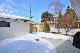 Photo 27: 15 WESTVIEW Drive SW in Calgary: Westgate House for sale : MLS®# C4173447