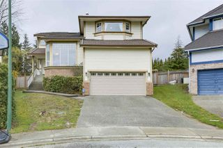 Photo 1: 1370 CORBIN Place in Coquitlam: Canyon Springs House for sale : MLS®# R2253626