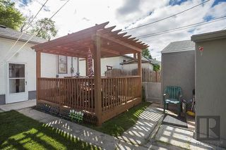 Photo 19: 505 Enniskillen Avenue in Winnipeg: West Kildonan Residential for sale (4D)  : MLS®# 1822731
