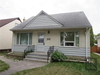 Photo 1: 638 Matheson Avenue in Winnipeg: West Kildonan Residential for sale (4D)  : MLS®# 1823462