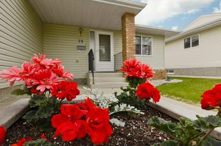 Main Photo: 26 903 109 Street in Edmonton: Zone 16 House Half Duplex for sale : MLS®# E4129098