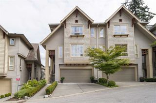 "Photo 1: 129 2738 158 Street in Surrey: Grandview Surrey Townhouse for sale in ""CATHEDRAL GROVE"" (South Surrey White Rock)  : MLS®# R2306051"