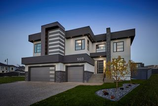 Photo 2: 5123 WOOLSEY Link in Edmonton: Zone 56 House for sale : MLS®# E4133050