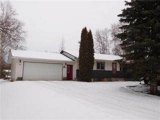 Main Photo: 89 ASPEN Drive in Kleefeld: R16 Residential for sale : MLS®# 1831971