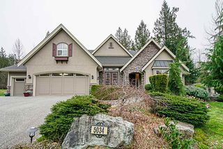 "Main Photo: 5034 EMMERSON Road in Abbotsford: Sumas Mountain House for sale in ""Sumas Mountain"" : MLS®# R2331057"