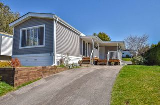 """Photo 2: 31 2035 MARTENS Street in Abbotsford: Poplar Manufactured Home for sale in """"Maplewood Estates"""" : MLS®# R2344599"""