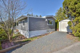 """Photo 18: 31 2035 MARTENS Street in Abbotsford: Poplar Manufactured Home for sale in """"Maplewood Estates"""" : MLS®# R2344599"""