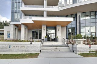 "Photo 2: 606 3093 WINDSOR Gate in Coquitlam: New Horizons Condo for sale in ""THE WINDSOR BY POLYGON"" : MLS®# R2356897"