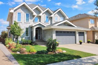 Main Photo: 1184 HOLLANDS Way in Edmonton: Zone 14 House for sale : MLS®# E4153012