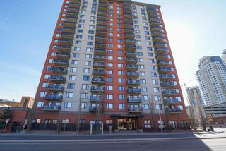 Main Photo: 405 10303 105 Street in Edmonton: Zone 12 Condo for sale : MLS®# E4153188