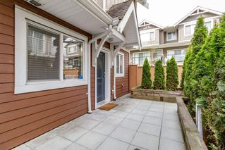 Photo 18: 410 1661 FRASER Avenue in Port Coquitlam: Glenwood PQ Townhouse for sale : MLS®# R2365928