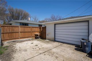 Photo 17: 142 Edward Avenue East in Winnipeg: East Transcona Residential for sale (3M)  : MLS®# 1911646