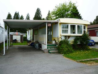 "Main Photo: 36 21163 LOUGHEED Highway in Maple Ridge: Southwest Maple Ridge Manufactured Home for sale in ""Val Maria"" : MLS®# R2370023"