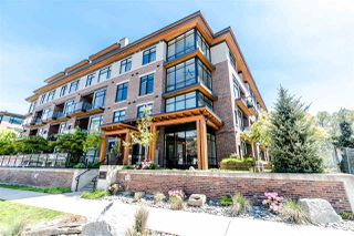"Photo 1: 205 262 SALTER Street in New Westminster: Queensborough Condo for sale in ""PORTAGE"" : MLS®# R2371698"