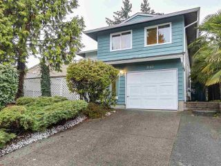 "Photo 1: 3143 SECHELT Drive in Coquitlam: New Horizons House for sale in ""New Horizon"" : MLS®# R2378539"