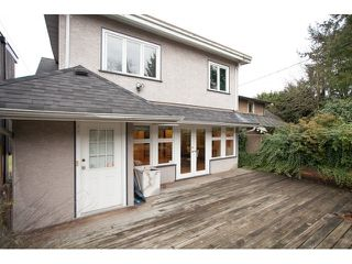 Photo 17: 728 22ND AVENUE in Vancouver West: Home for sale : MLS®# R2028769