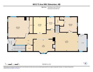 Photo 30: 9812 73 Avenue NW in Edmonton: Zone 17 House for sale : MLS®# E4177086