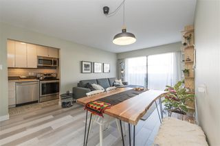 "Photo 1: 203 2255 W 5TH Avenue in Vancouver: Kitsilano Condo for sale in ""VILLA FIORITA"" (Vancouver West)  : MLS®# R2435846"
