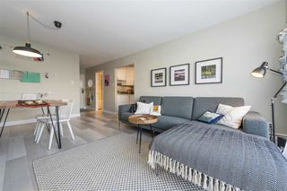"Photo 3: 203 2255 W 5TH Avenue in Vancouver: Kitsilano Condo for sale in ""VILLA FIORITA"" (Vancouver West)  : MLS®# R2435846"