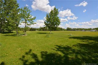 Main Photo: 118 44101 RANGE ROAD 214 in Rural Camrose County: Land for sale : MLS®# CA0192627