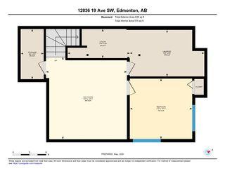 Photo 49: 12036 19 Avenue in Edmonton: Zone 55 House for sale : MLS®# E4196970