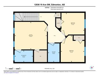 Photo 48: 12036 19 Avenue in Edmonton: Zone 55 House for sale : MLS®# E4196970