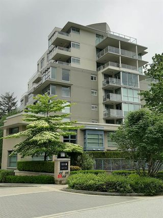 "Photo 7: 610 9262 UNIVERSITY Crescent in Burnaby: Simon Fraser Univer. Condo for sale in ""NOVO II"" (Burnaby North)  : MLS®# R2458033"