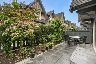 "Photo 18: 16 19095 MITCHELL Road in Pitt Meadows: Central Meadows Townhouse for sale in ""Brogden Brown"" : MLS®# R2470494"