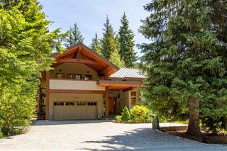 Main Photo: 3217 ARCHIBALD WAY in Whistler: Alta Vista House for sale : MLS®# R2468991