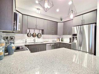 Photo 3: 74 Abbey Road: Sherwood Park House Half Duplex for sale : MLS®# E4217642