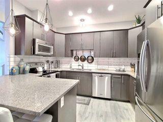 Photo 2: 74 Abbey Road: Sherwood Park House Half Duplex for sale : MLS®# E4217642