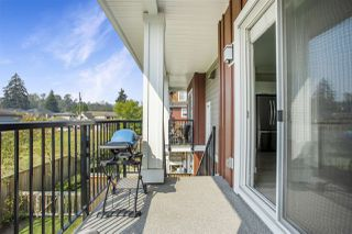 "Photo 21: 21 2150 SALISBURY Avenue in Port Coquitlam: Glenwood PQ Townhouse for sale in ""SALISBURY WALK"" : MLS®# R2508076"