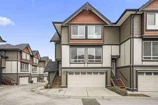 "Photo 1: 12 6378 142 Street in Surrey: Sullivan Station Townhouse for sale in ""Kendra"" : MLS®# R2517944"